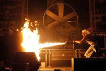 Bühnenpyrotechnik Bühnenfeuerwerk 8