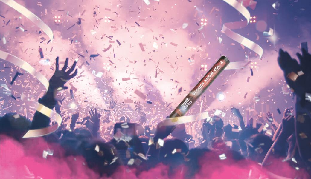 Pyrotechnik & Feuerwerk für Party