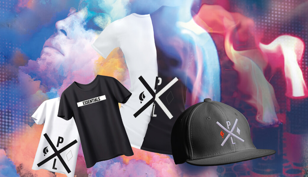 Merchandise und Fan-Bekleidung für Pyrotechnik & Feuerwerk