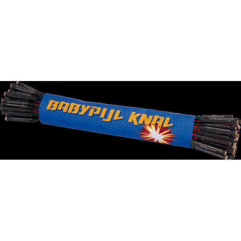 Baby Raketen Easypack 100 Crackling-Feuerwerk-Raketen