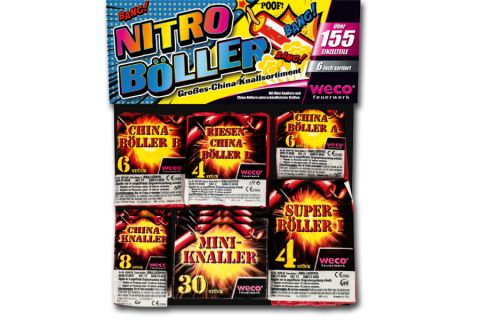 Nitro Böller China-Knall-Sortiment