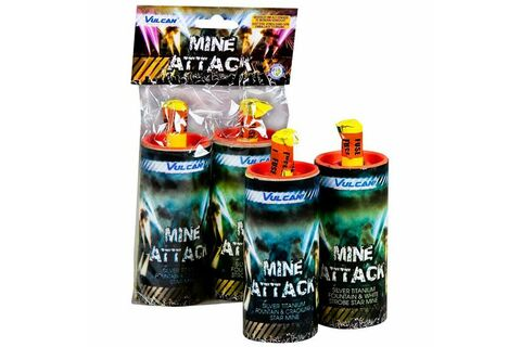 Mine Attack 2er Pack