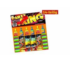 Party King 14-teiliges Jugendfeuerwerk Sortiment