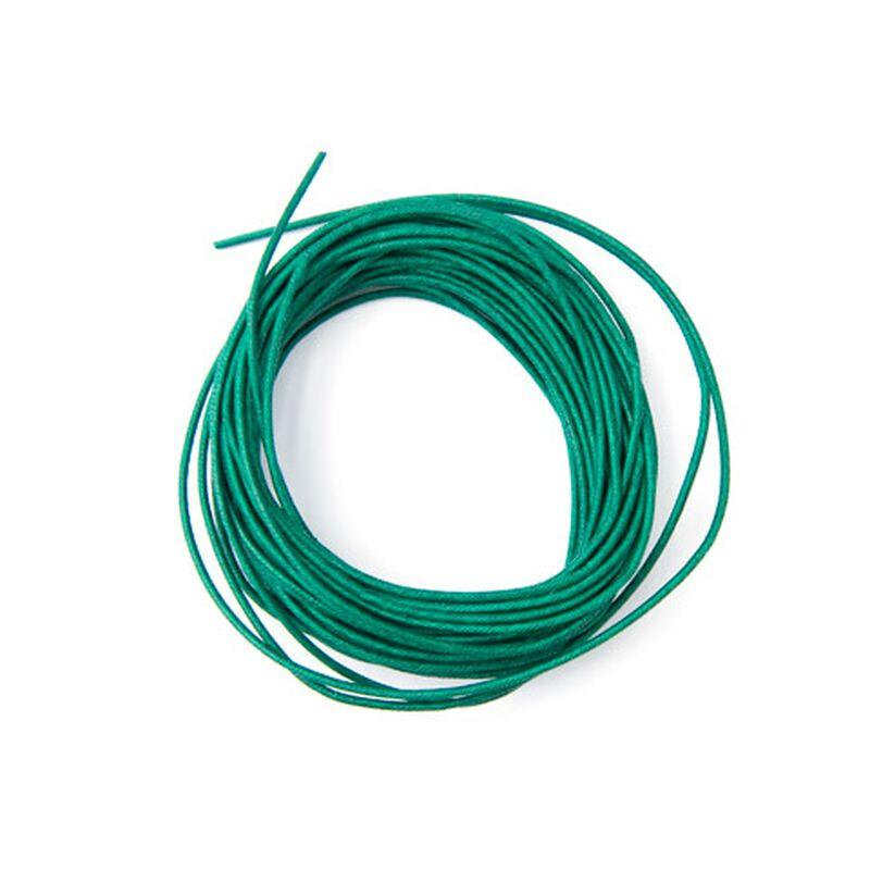 Visco Anzündlitze grün, 30 s/m, 10m Rolle 10m Rolle, Wasserabweisend, Brennzeit von ca. 30s pro Meter.