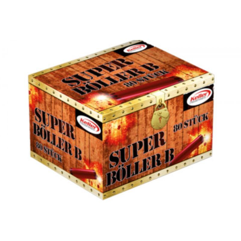 Keller Super Böller B 80 Stück