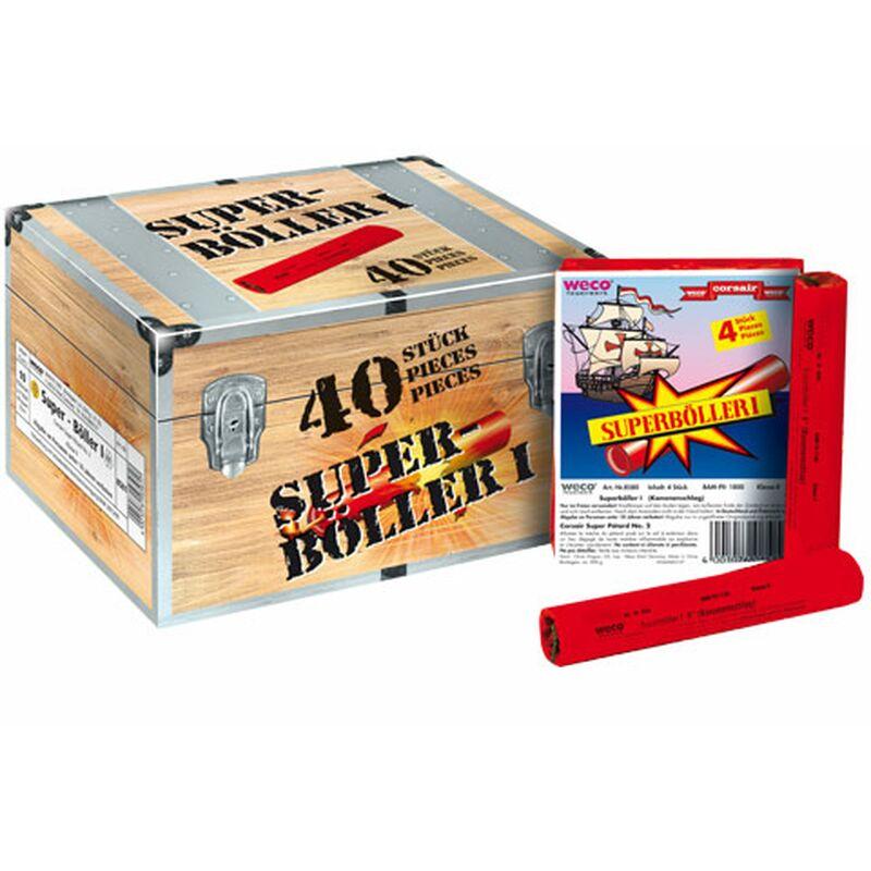 Weco Super B�ller I - 40 St�ck Weco Super B�ller I