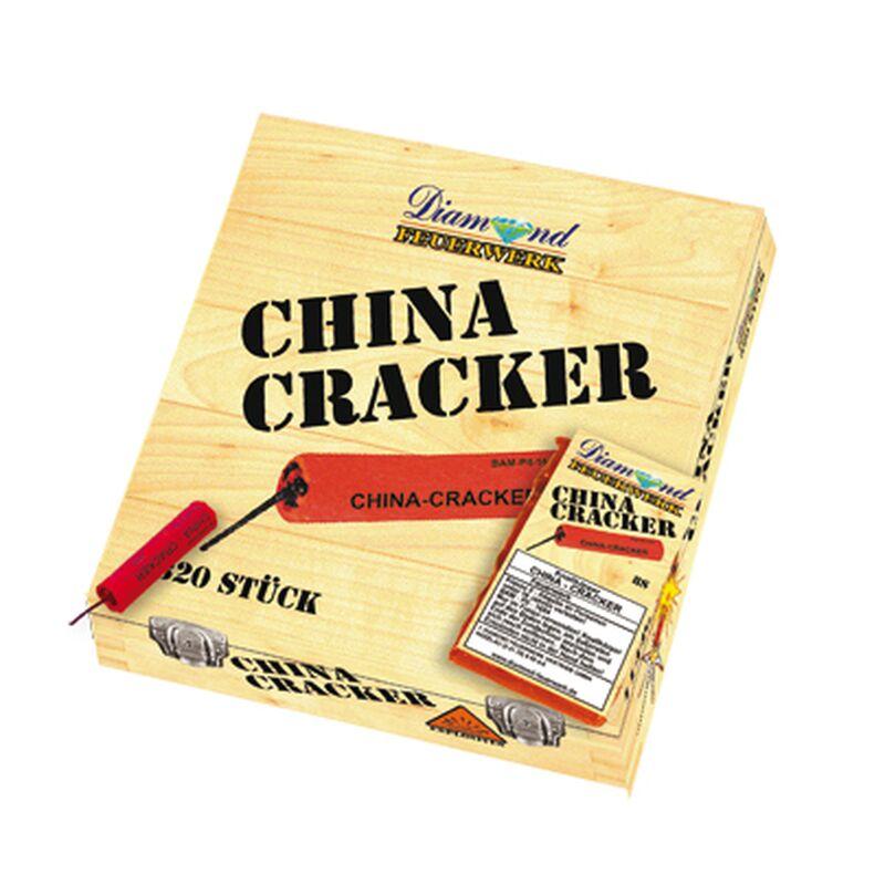 Diamond China-Cracker 320 Stück Diamond China-Cracker 1 Karton mit 40 Päckchen a 8 Knaller