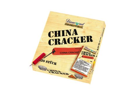 Diamond China-Cracker