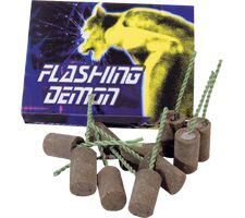 Flashing Demon - 12 Disco-Lichter