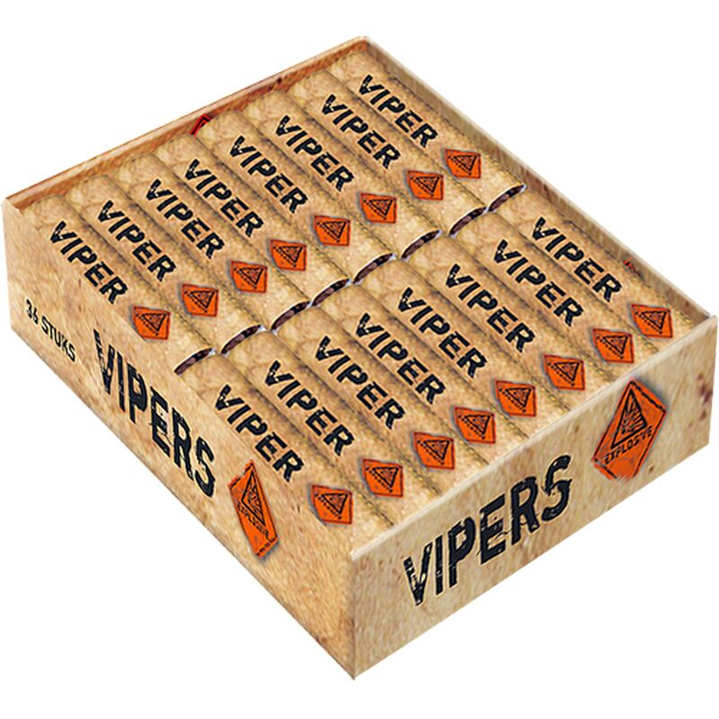 Vipers - 36 St�ck