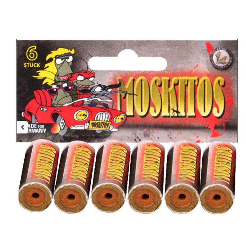 Moskitos - 6 Stck.