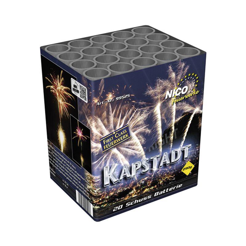 Kapstadt 20-Schuss-Feuerwerk-Batterie