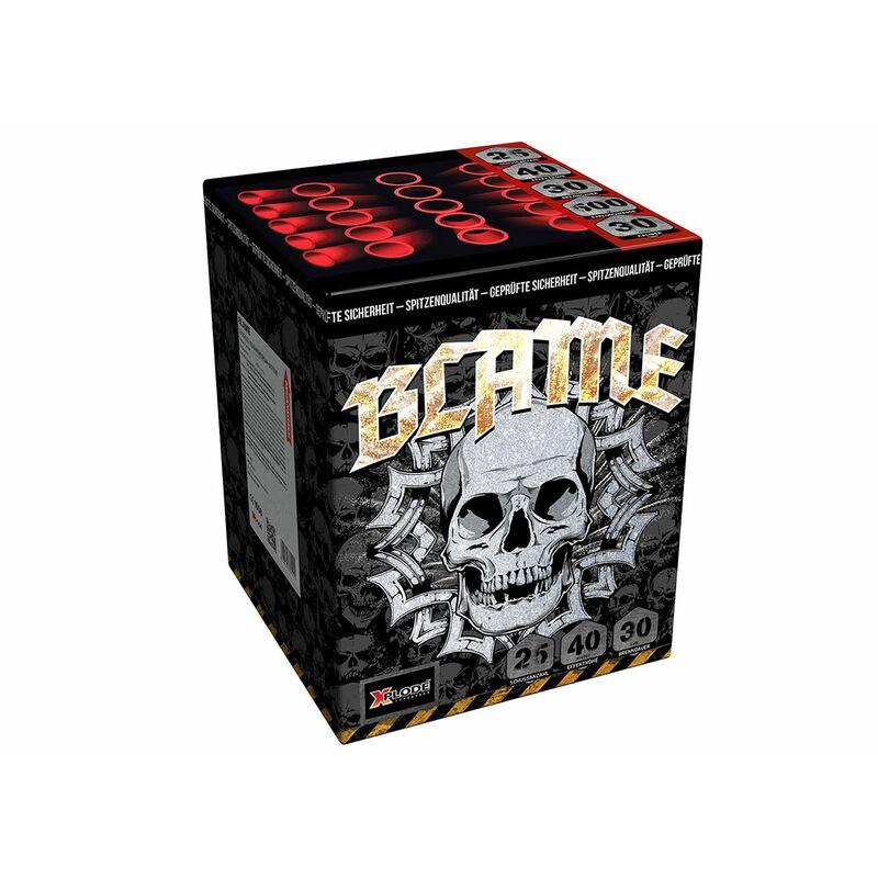 Blame 25-Schuss-Feuerwerk-Batterie