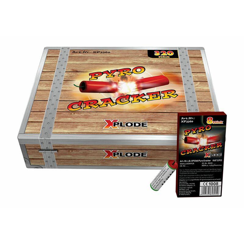 Xplode Pyro Cracker 320 Stück