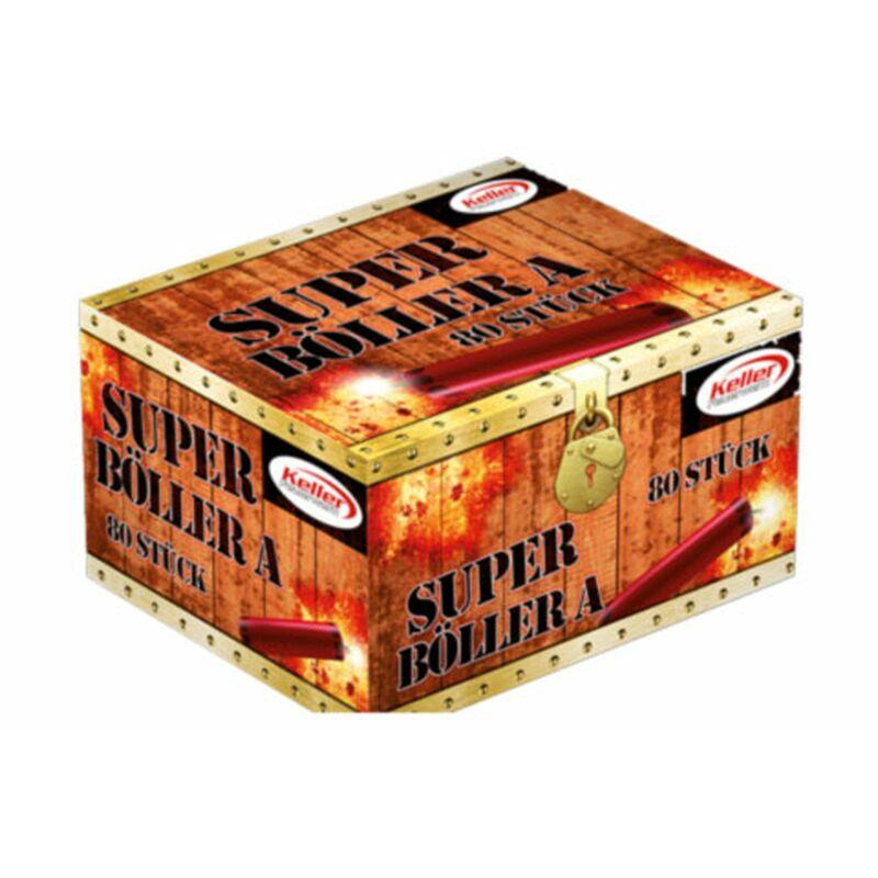 Keller Super Böller A 80 Stück