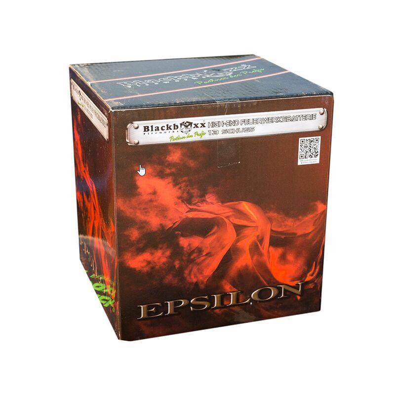 Epsilon 13-Schuss-Feuerwerk-Batterie