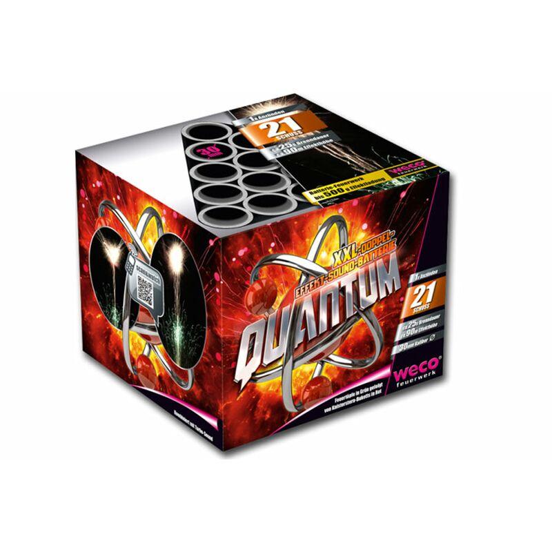 Quantum 21-Schuss-Feuerwerk-Batterie