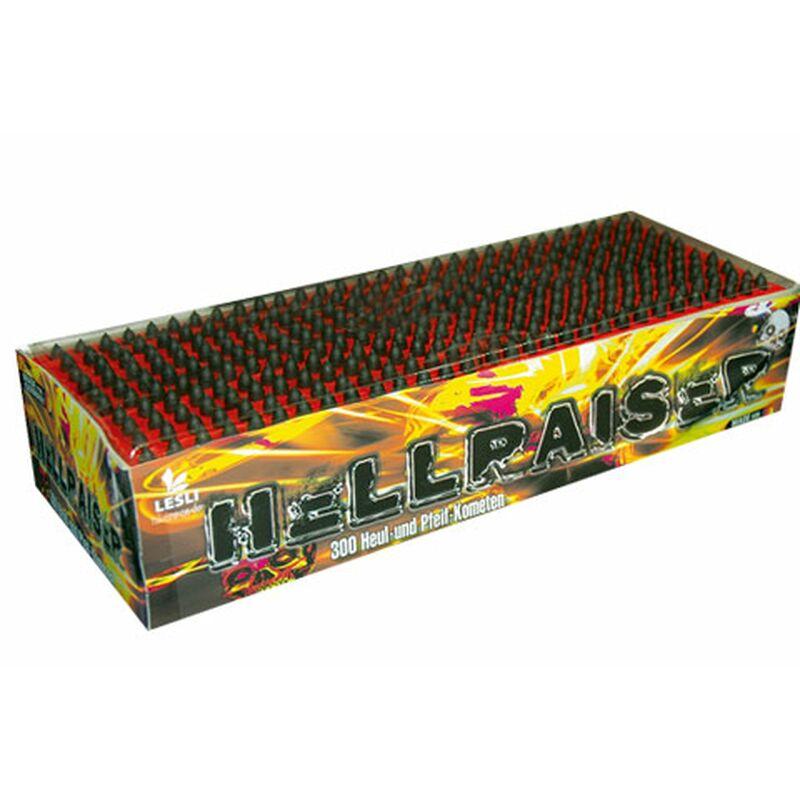 Hellraiser 300-Schuss-Feuerwerk-Batterie