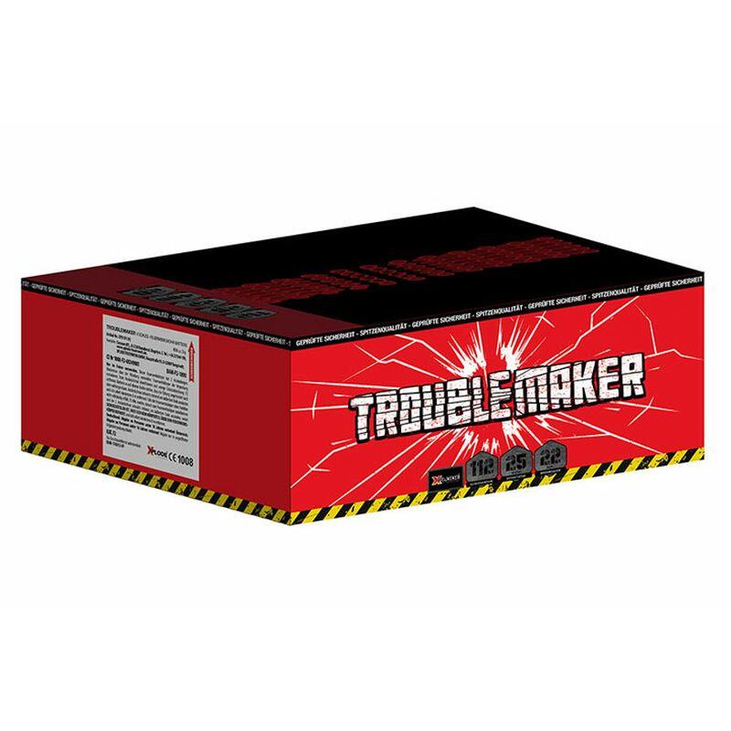 Troublemaker 112-Schuss-Feuerwerk-Batterie